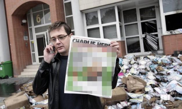 Charlie Hebdoe is an Asshole