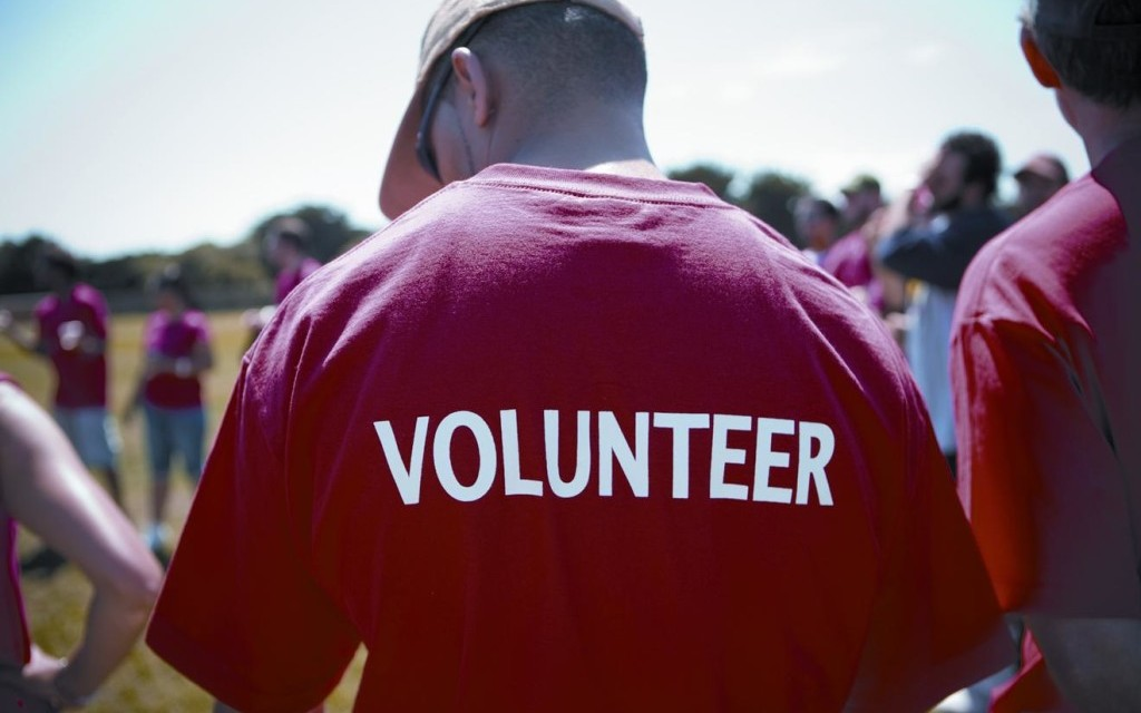 """Confessions of a """"Volunteer."""""""