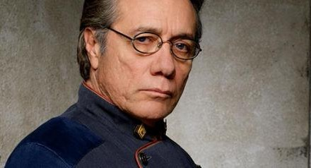 Edward James Olmos in Agents of S.H.I.E.L.D.