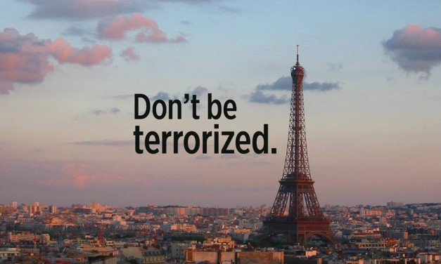 Paris is burning and we must act!
