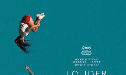 "Review of Joachim Trier's film ""Louder Than Bombs."""