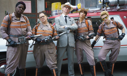 Ghostbusters: Answering the Call – A Popcorn Commentary
