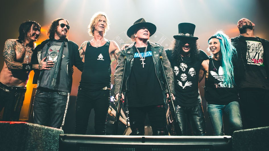 Guns and Roses: Unforgettable and Authentic