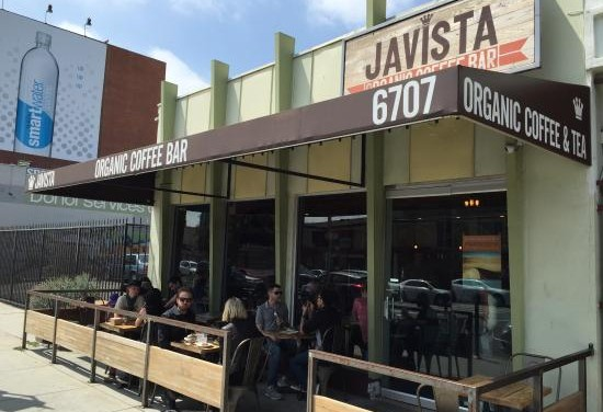 FOOD LOVER – JAVISTA ORGANIC COFFE BAR