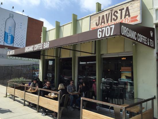 FOOD LOVER – JAVISTA ORGANIC COFFE BAR