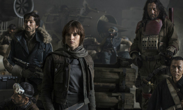 ROGUE ONE – YES