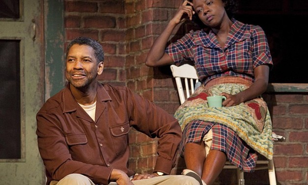 "DENZEL WASHINGTON'S ""FENCES"" – AN ARISTOTELIAN DRAMA"