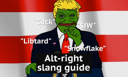 """""""Snowflakes"""" and the Alt-Rights' (White Supremacists) Strategic Insults"""