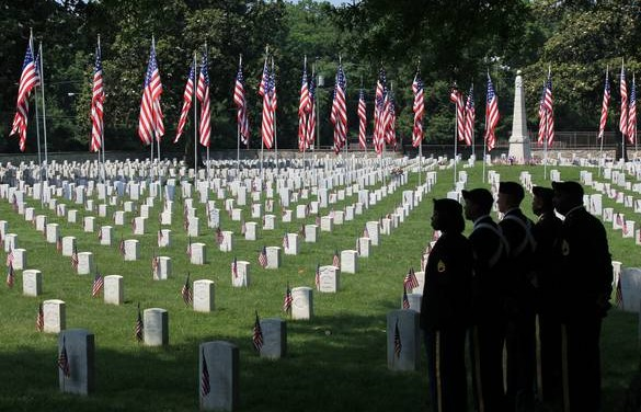 Memorial Day 2017 – About Those That Died