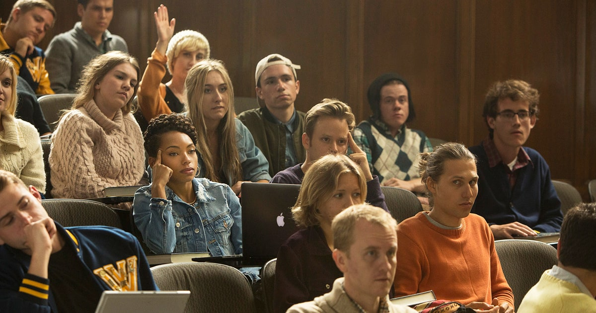 """""""Dear White People,"""" It's A Show, Not A Documentary…."""