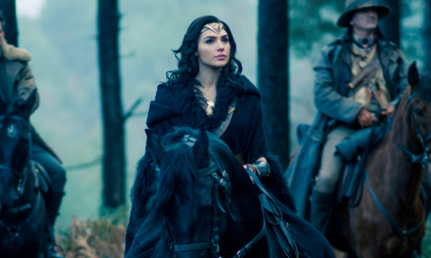 "No Man's Land, This ""Wonder Woman"" Will Restore Your Faith in Superhero Storytelling."