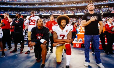 Ask Colin Kaepernick, He Knows…