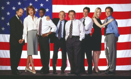 """The West Wing""- A Fantasy"