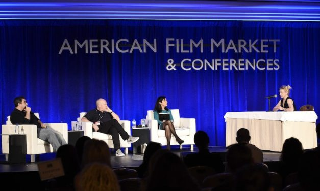 American Film Market 2017 – You Need Passion And Preparation To Pitch