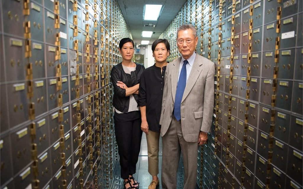 ABACUS: SMALL ENOUGH TO JAIL DIRECTED BY STEVE JAMES   RECEIVES OSCAR® NOMINATION FOR BEST DOCUMENTARY FEATURE