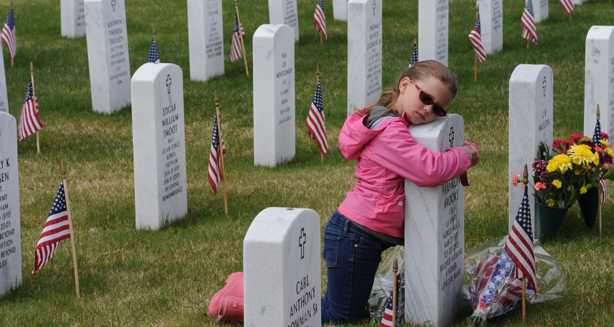 Memorial Day 2018 – It Needs To Be More Personal