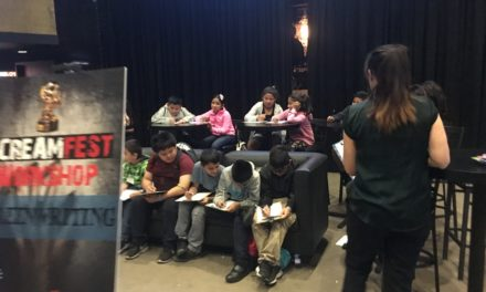 ScreamFest 2018 Hosts Students and Provides Opportunity to Engage in Workshops