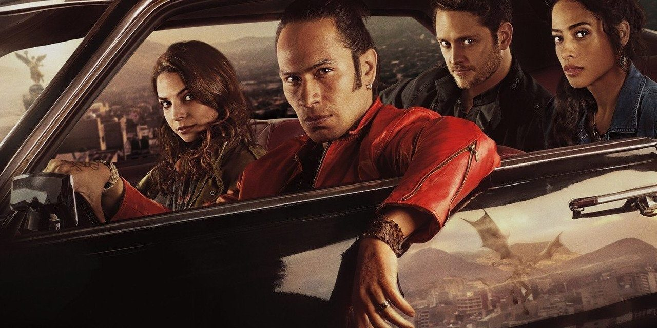 "Constantine, Supernatural, Buffy the Vampire Slayer: Here Comes ""Diablero."""