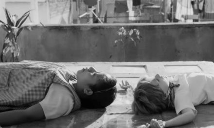 """""""Roma:"""" an American film about a Mexican family produced in Mexico by an American filmmaker."""