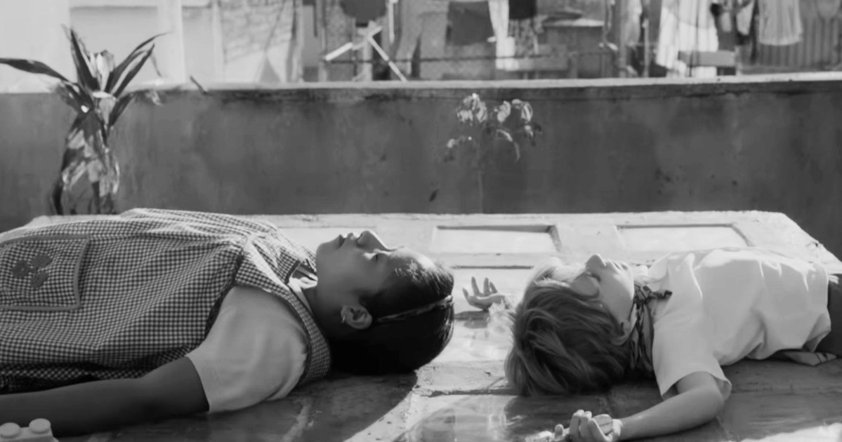 """Roma:"" an American film about a Mexican family produced in Mexico by an American filmmaker."