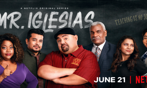 """""""Mr. Iglesias,"""" In Which Gabriel """"Fluffy"""" Iglesias Is A High School Teacher – YES!!"""