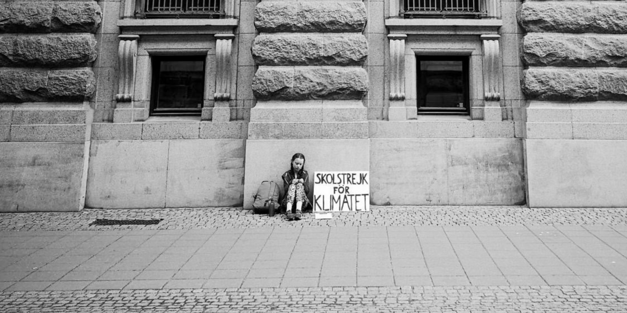 Greta Thunberg – The Adult in the Room