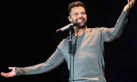 Ricky Martin to Host Latin Grammys