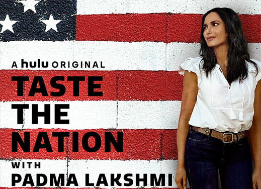 Taste the Nation with Padma Lakshimi: An Unexpected Experience